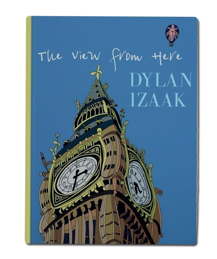 The View From Here by Dylan Izaak - Open Edition Book sized 11x14 inches. Available from Whitewall Galleries
